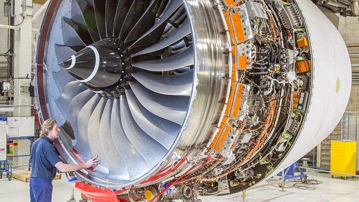 Rolls Royce selects Triumph thrust links for Trent XWB engine components under $52M contract