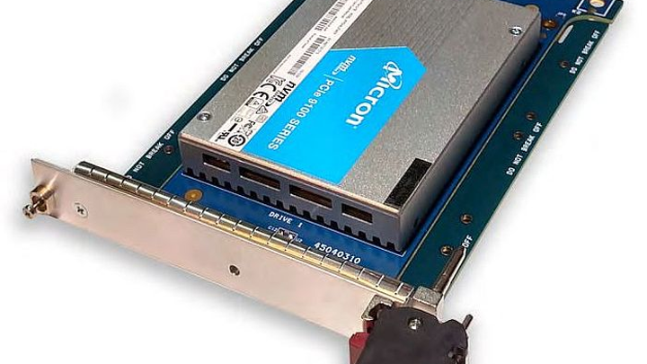 Phoenix International introduces NVMe open VPX SSD data storage module with 3TB capacity