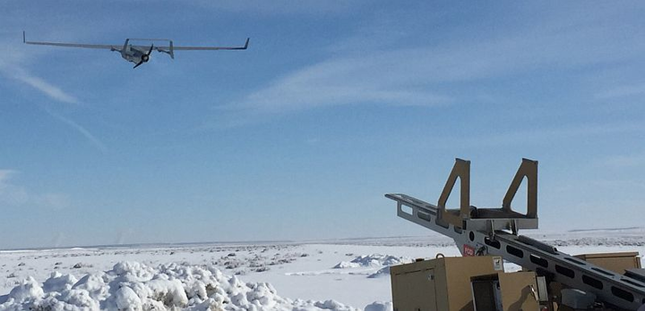 Insitu tests Redkite wide-area sensor payload in bay of Integrator small tactical UAS