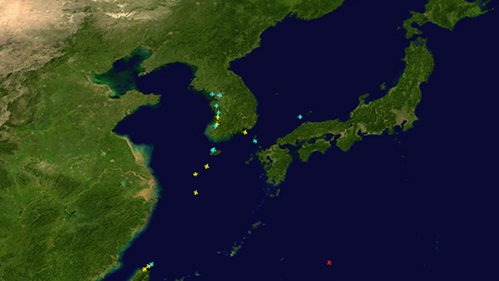 Asiana Airlines and Air Busan select Rockwell Collins global fleet-wide aircraft tracking service