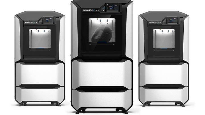 Stratasys F123 engineering-grade 3D printers address full rapid prototyping workflow in office workgroup environments