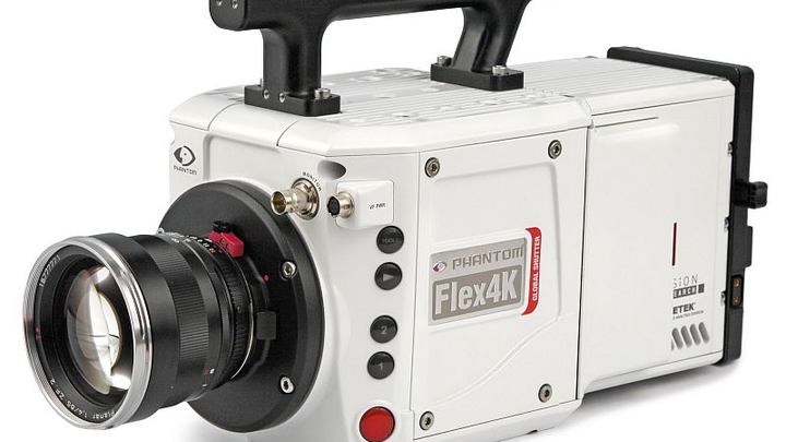 Vision Research debuts 4K high-speed camera for aerospace, defense, research