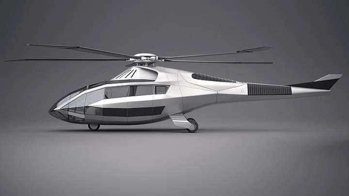 Bell Helicopter FCX-001 concept rotorcraft