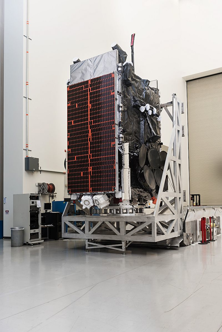 Ninth Boeing Wideband Global SATCOM satellite to expand military communications capabilities for U.S., Allies