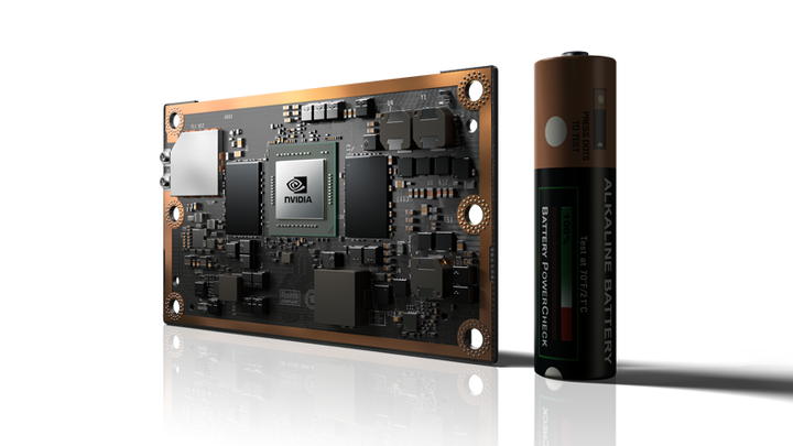 NVIDIA brings AI to the edge with Jetson TX2 for UAS, other applications