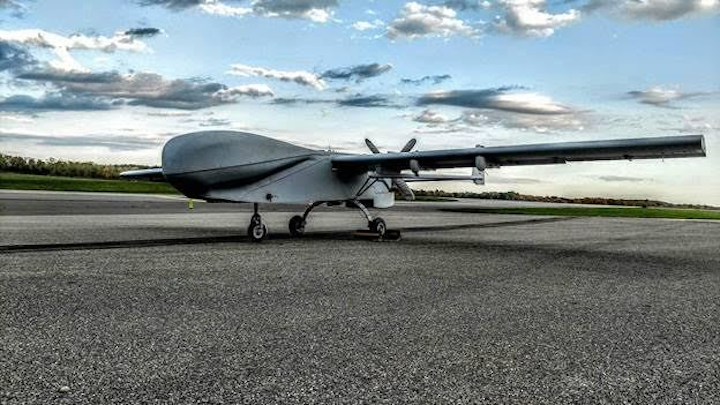 U.S. Dept. of Energy's ArcticShark flight testing underway at Pendleton UAS Range in Oregon