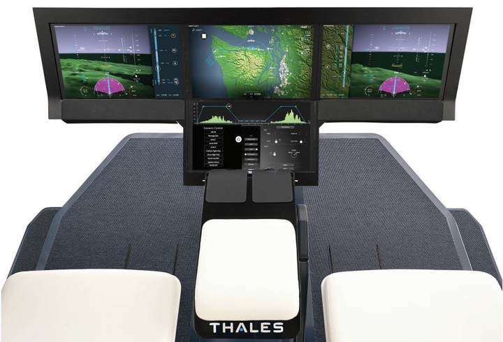 Thales unveils connected avionics suite for helicopters at Heli-Expo