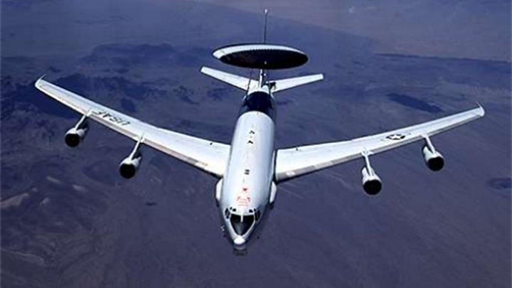What is the E-3 Sentry airborne warning and control system?