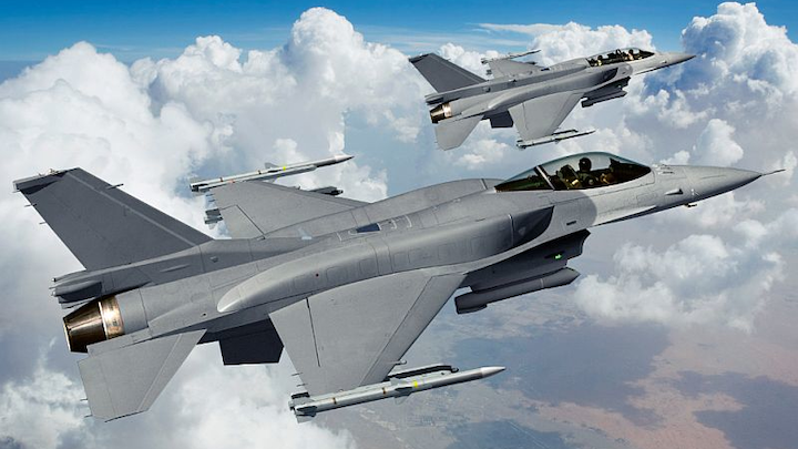 U.S. Air Force extends F-16 military aircraft operational life to 2048 and beyond