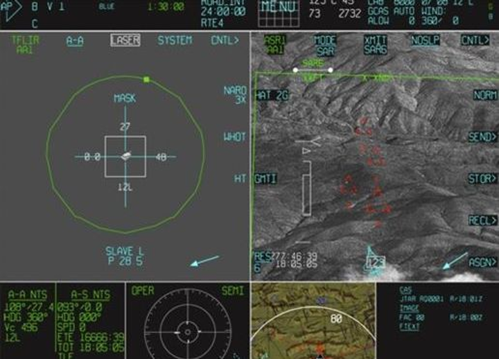 Lockheed Martin selects Elbit Systems of America to develop F-35 panoramic cockpit display replacement