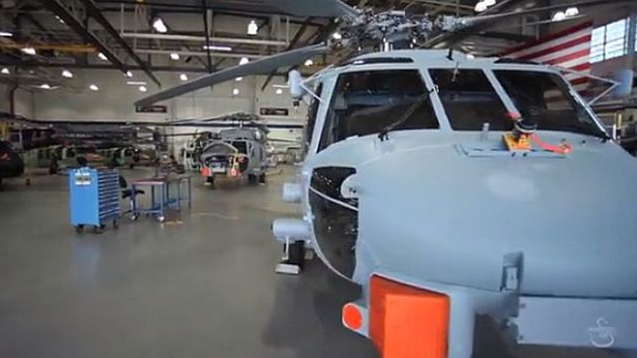 Sikorsky applies advanced analytics to predict, resolve issues and enhance safety