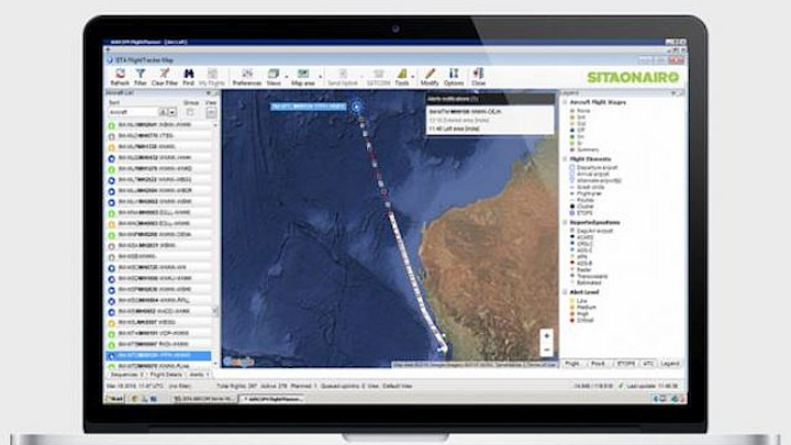 Malaysia Airlines adopts joint SITAONAIR, Aireon, and FlightAware solution for real-time, space-based flight tracking