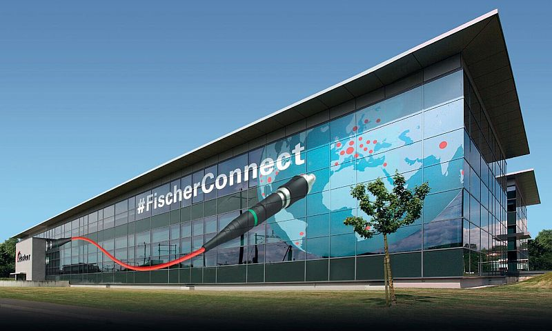 Fischer Connectors focuses on faster, stronger, lighter aerospace connectivity technology