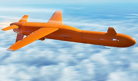 Leonardo launches medium-to-high performance M-40 target drone at Paris Air Show