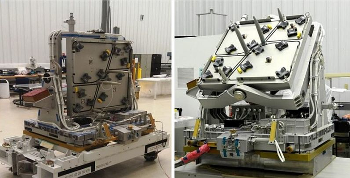 Teledyne MUSES payload installed on ISS for precise Earth observation, imaging