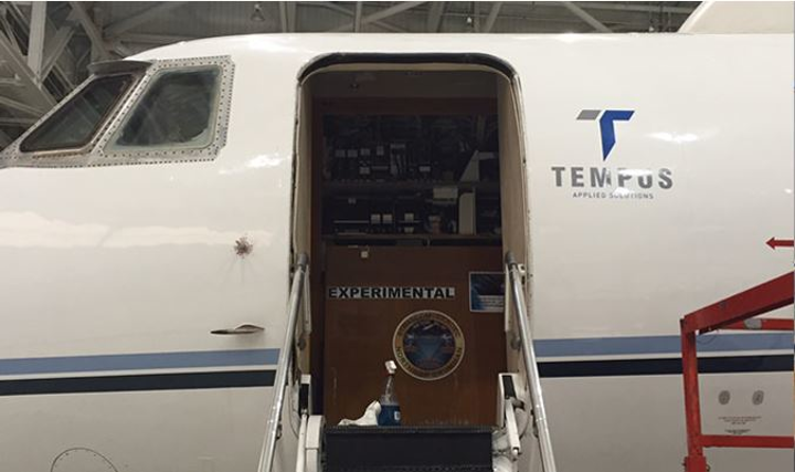 U.S. Air Force selects Tempus aircraft modification, laser and sensor integration, flight testing in support of Weapons Development and Integration Directorate, Platform Integration Function
