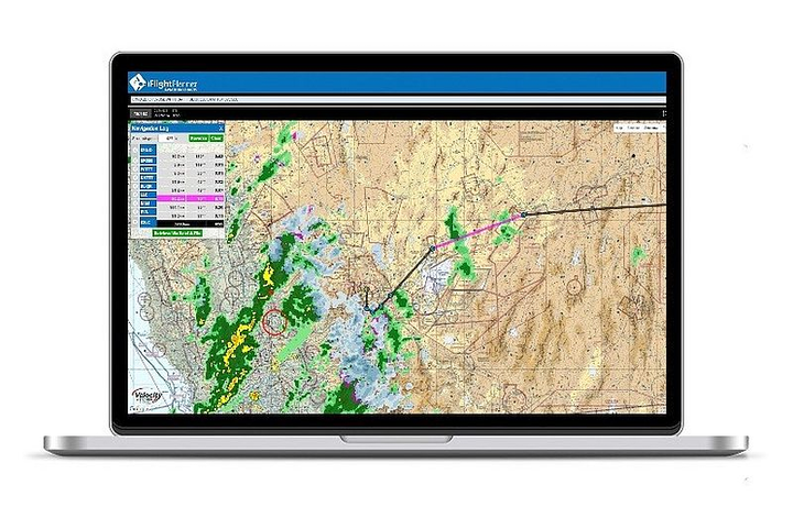 Satellite weather technology boosts aviation safety using real-time data, interactive communication in connected cockpits