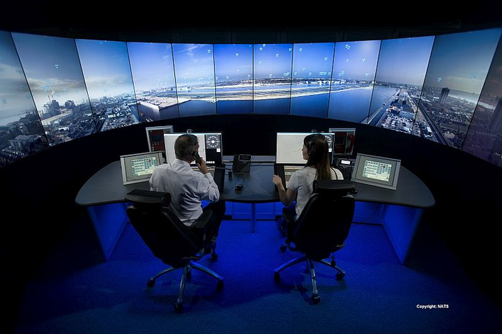 NATS chooses Rohde & Schwarz ATC VoIP communications systems for London City Airport digital tower