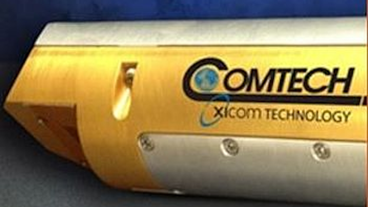 Comtech Telecommunications solid-state power amplifiers enable high-speed, satellite-based, in-flight connectivity