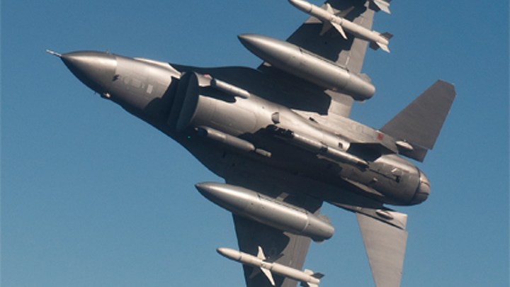 L3 Link to provide F-16V Peace Phoenix Rising Mission Training Center to Taiwan Air Force