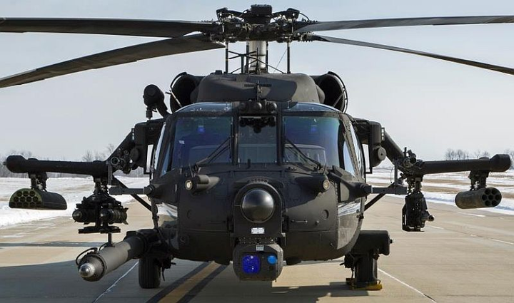 Unitech Composites delivers lightweight, next-generation weapons pylon for U.S. Army Black Hawk helicopters