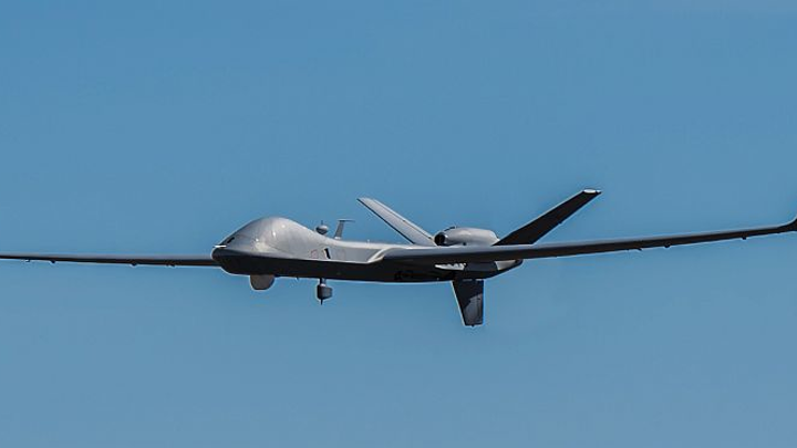 GA-ASI achieves first flight test from upgraded FTTC, longest UAS flight under waiver and through multiple HTS spot beams