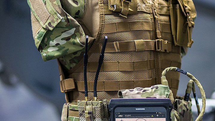 AeroVironment integrates M1/M2/M5 digital data link into small unmanned aircraft systems