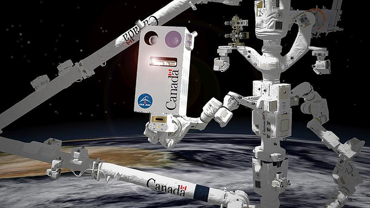 Advanced sensor system to boost astronaut safety, provide rare view of International Space Station