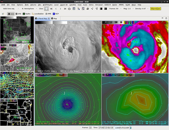 Raytheon supports NOAA weather forecasting toolkit critical to hurricane warnings under $269M contract
