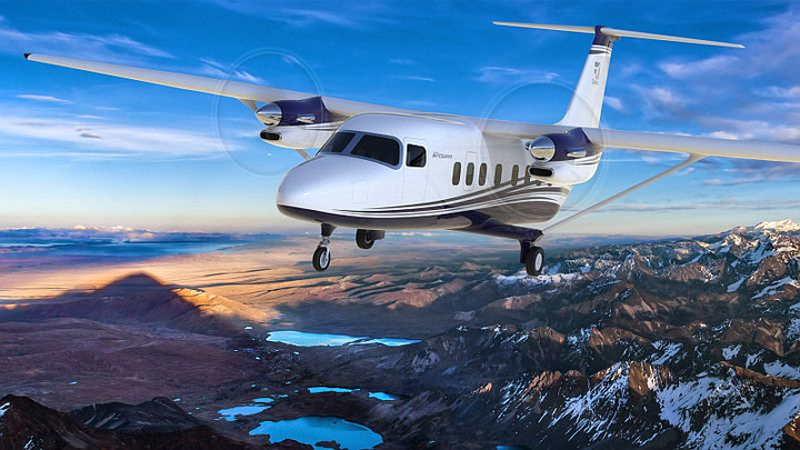 FedEx Express modernizing aircraft fleet with new Textron Aviation Cessna SkyCourier turboprop
