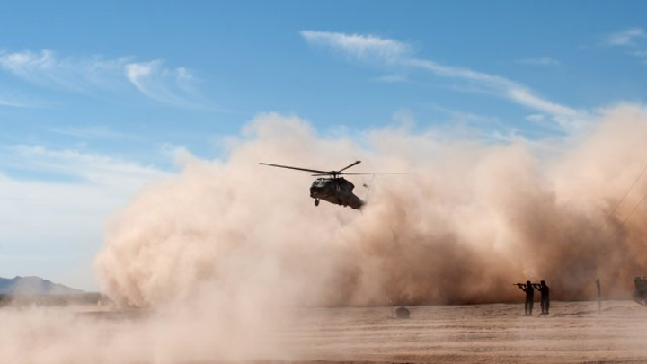 Lockheed Martin sensor fusion testbed to boost situational awareness, enhance helicopter survivability