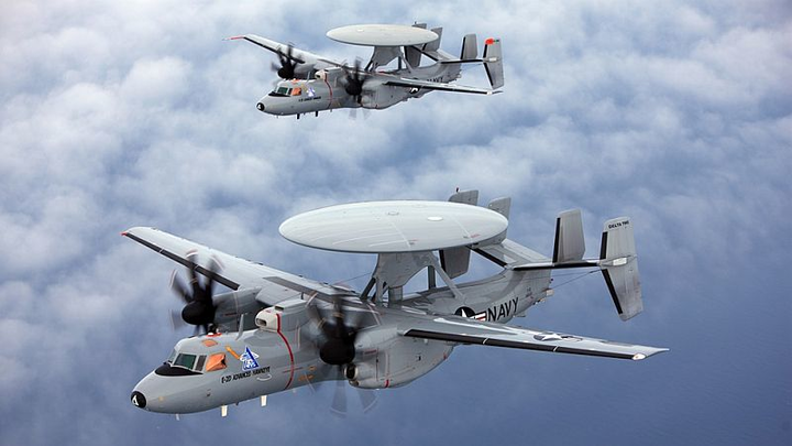 Rockwell Collins to deliver new E-2D Advanced Hawkeye Tactics Trainer to U.S. Navy