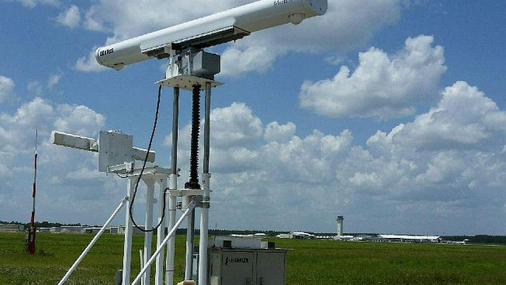 Northwest Florida Beaches International Airport installs dual bird- and drone-detection radar system – a first, officials say