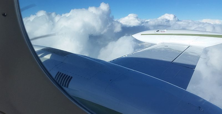 Gogo conducts first test flight on next-generation air-to-ground network