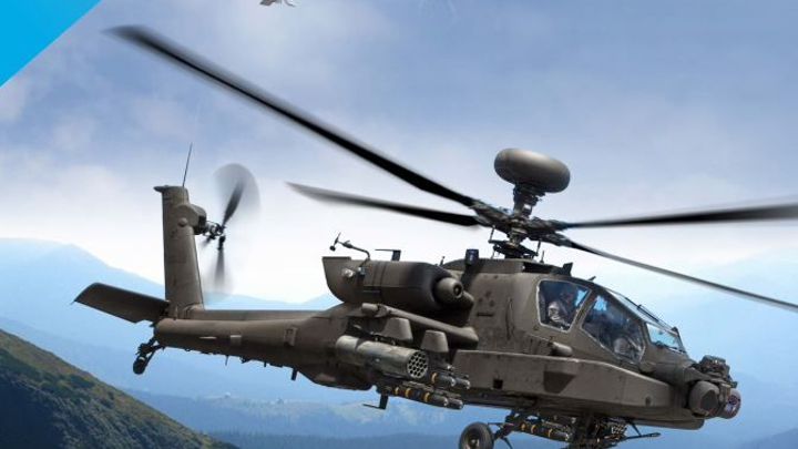 L3 brings air-to-air-to-ground data sharing, manned and unmanned teaming to U.S. Army Apache helicopters