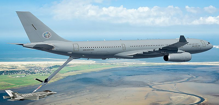 Elbit Systems to deliver infrared self-protection systems to NATO for Airbus A330 aircraft