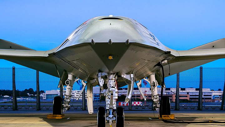 Boeing unmanned refueling aircraft undergoing tests in advance of Navy MQ-25 aerial refueler competition