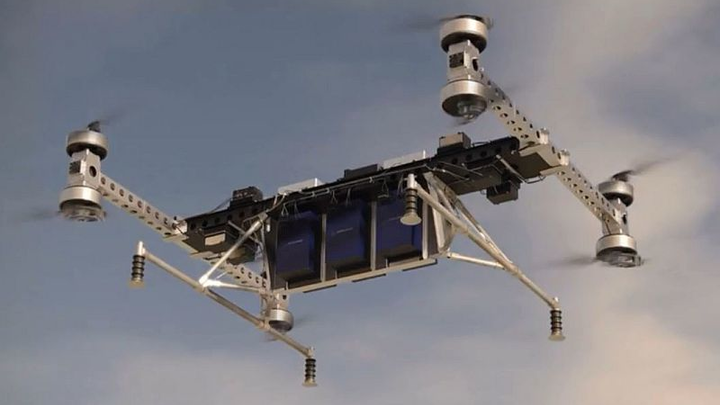 Boeing unmanned cargo air vehicle prototype serves as test bed to evolve autonomy, electric propulsion