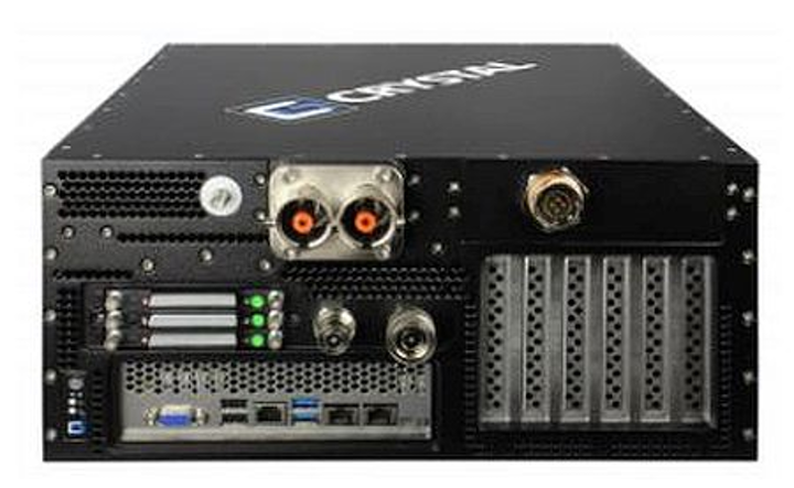 Crystal Group brings rugged compute, networking systems for modern aerospace missions to WEST 2018