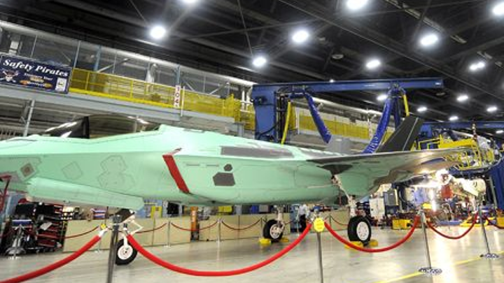 $21 billion worth of F-35 concurrency orphans?