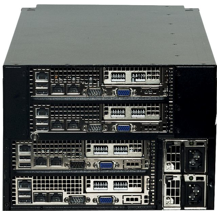 Mercury Systems debuts rugged, high-density server in HDslim 4U chassis