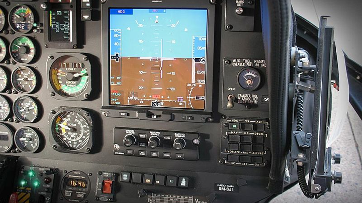 Heli-One completes ground testing of Sikorsky S-76B helicopter with Universal Avionics glass cockpit