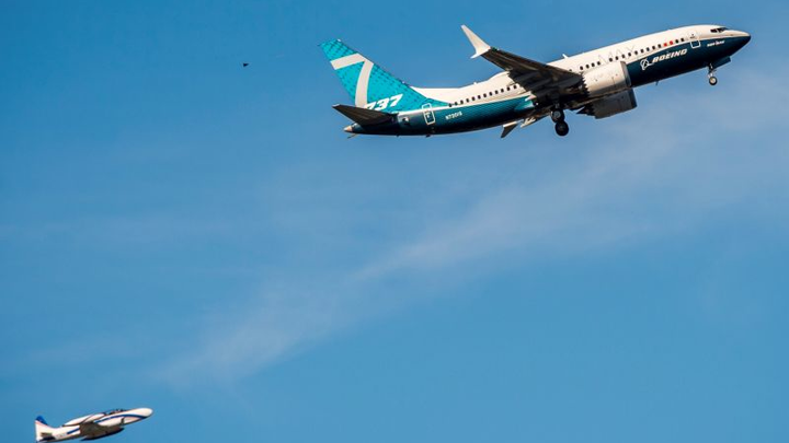 Boeing 737 MAX 7 achieves first flight, begins flight tests in advance of 2019 delivery