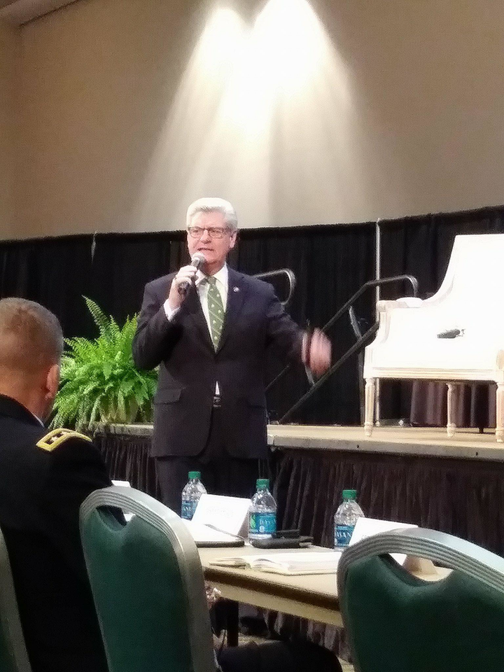 International Homeland Defense & Security Summit opens in Mississippi