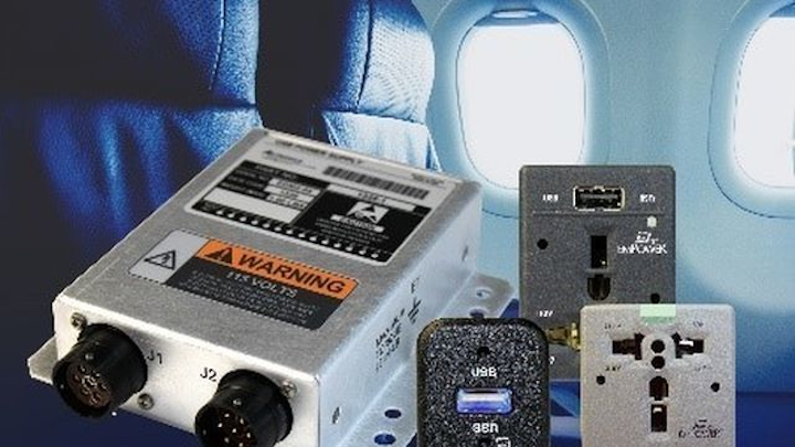 Asia-Pacific airlines to install Astronics AES aircraft power systems in cabin, cockpit