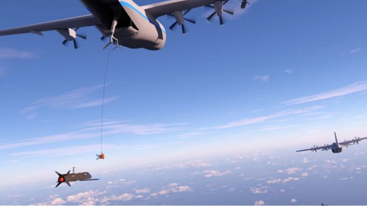 Dynetics to advance, demonstrate UAS aerial launch and recover in Phase 3 of DARPA Gremlins program