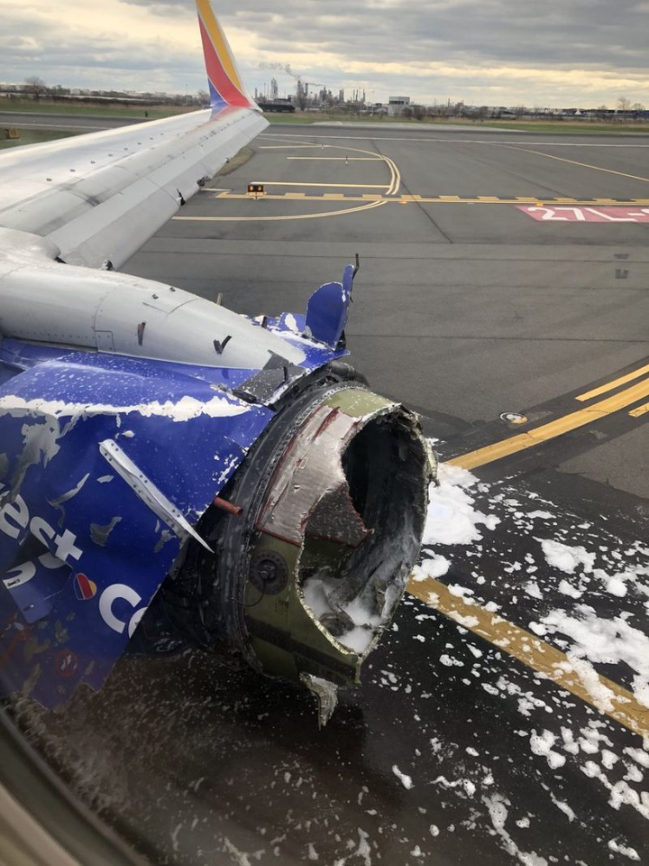 NTSB Go Team on the ground in Philadelphia investigating first accidental domestic airline fatality in nine years