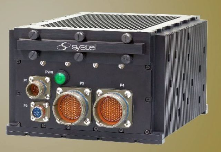 Systel is introducing rugged, multi-sensor, SFF mission computer at Sea Air Space 2018