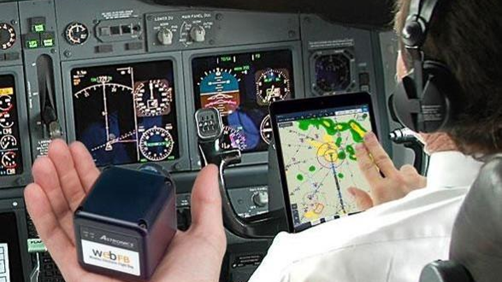 Norwegian Air Shuttle uses Astronics webFB for fleet data acquisition, boosts efficiency