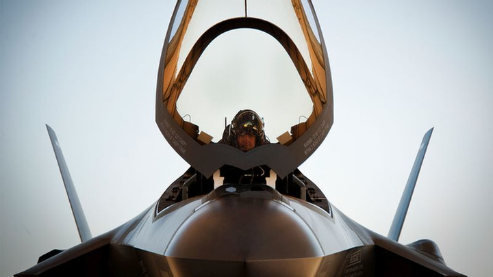 Lockheed Martin selects BAE Systems to sustain F-35 electronic warfare systemsv